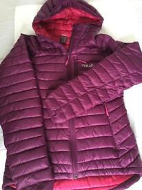 Rab Women's Microlight Alpine Jacket Size 10