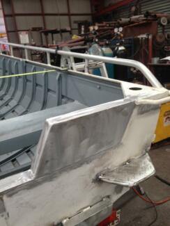 Wanted: ALLOY BOAT AND TRAILER REPAIRS