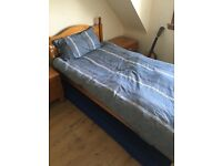 FREE FREE FREE !! 2 single bed frames