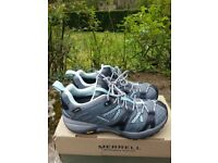 Merrell Sedona Sage GTX Gore Tex Walking Shoes