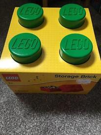 Lego storage cube