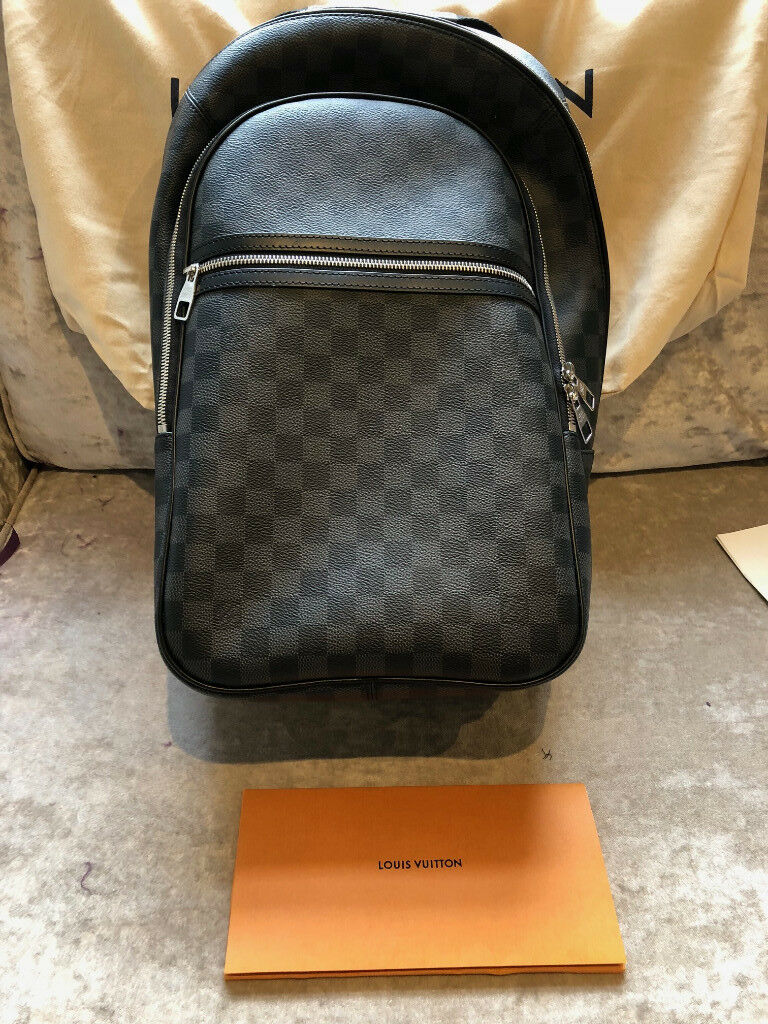 8f5fd7604f53 Louis Vuitton Michael Damier Graphite Back Pack – BRAND NEW with Receipt
