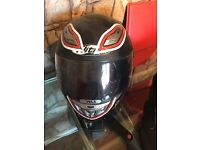 Motorbike Helmet !!