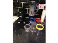 Tower blender smoothie and soup maker 14 pieces