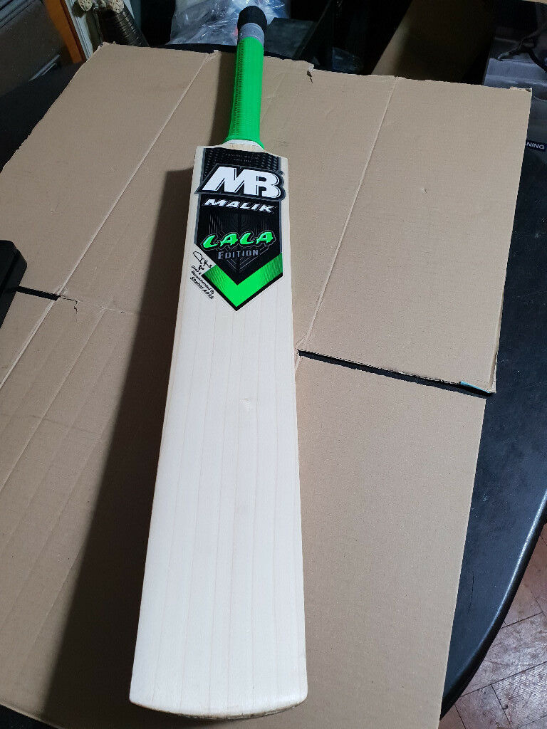 01139632f5e MB MALIK LALA EDITION BAT GRADE A English Willow 7 Grains 38mm Edge 2.8  Weight
