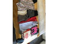 Bundle of girls clothing age 9-10