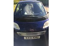 Smart Car For Sell