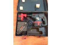 Bosch GBH 24v SDS drill
