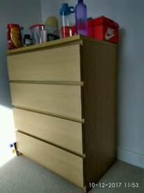 Large cabinet drawer