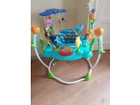 Finding nemo jumperoo hardly used