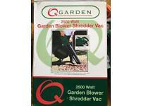 Brand new Garden Blower Shredder Vac