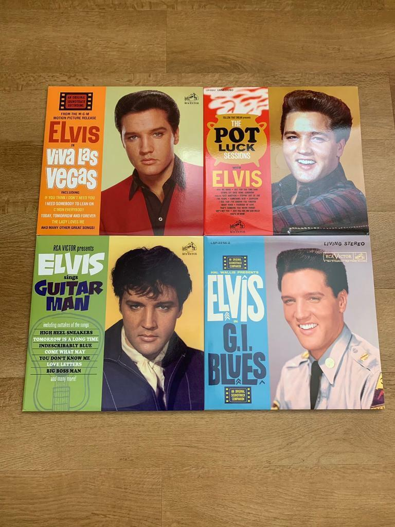 Elvis Presley ftd vinyl LP Collection | in Sunderland, Tyne and Wear |  Gumtree