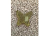 Butterfly embosser 50p