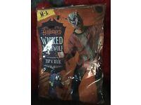 Halloween Werewolf costume size medium