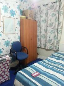 Spacious double room available for rent in an Indian Family home at Eastham
