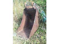 18 inch digger bucket