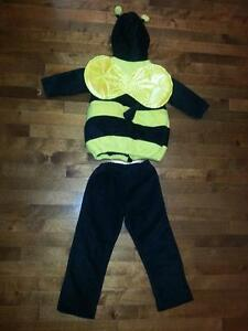 Bee Costume Size 4T-5T Excellent Condition Gatineau Ottawa / Gatineau Area image 2