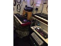 Music Technology/Audio Production Tutor - Available for Studio Sessions or Home Visits
