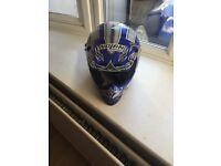 Nolan xs helmet motorcross