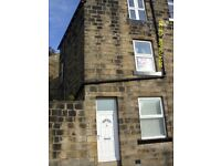 Keighley to let 2 bed corner terraced