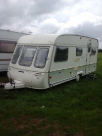 1992 Swift Alouette Diamond caravan