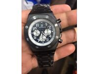 Mens AP watches heavy and top quality