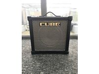 Roland Cube GX40 Guitar Amp - Excellent Condition (Never gigged)