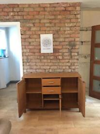 Wooden side board / TV stand