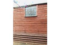 Wooden Garden Shed 8ft x 6ft