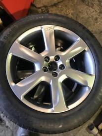 """Volvo XC70 19"""" alloy wheels"""
