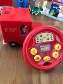 Postman Pat Remote Control Van