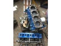 Ford Pinto 2litre engine