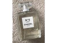 Chanel No5 L'Eau 200ml Unused