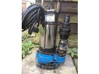 Silver line submersible pump 1500w 500litr