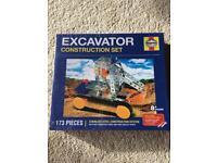Excavator Construction Set