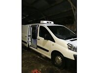 Citroen dispatch refrigerated / fridge van