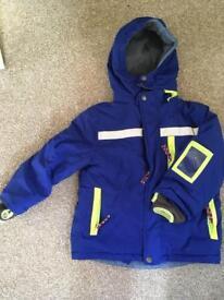 Boden 5-6yrs ski jacket
