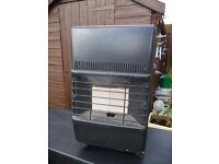 Superser portable/moveable conservatory Gas Heater with gas bottle