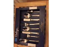 Amefa stainless steel 44 pieces set