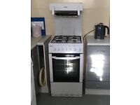 Free Standing Gas Cooker