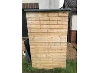 Garden shed 4ft x 3ft - buyer must uplift
