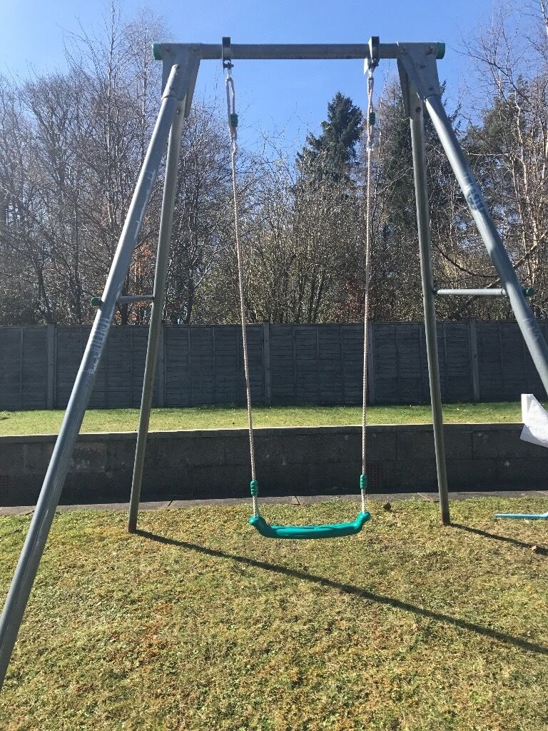 TP Metal Swing Frame and 2 TP Swing Seats | in Dunblane, Stirling ...