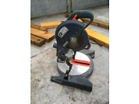 190mm Compound Mitre Saw Wood/Timber ChopSaw