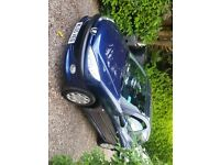 2005 PEUGEOT 206 1.4 5 DOOR HATCH BACK FOR SPARES OR REPAIRS