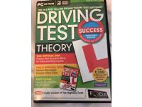 Driving test dvd