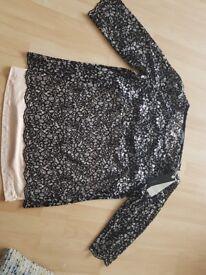 Esprit shirt size 10-12