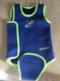 Baby wetsuit age 12-24 months..