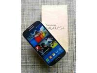 Samsung galaxy S4 Black 16gb Unlocked Excellent condition