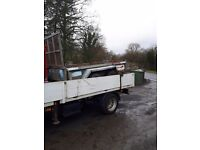 Challanger 8x4 trailer open to offers