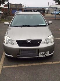 Toyota corolla 2.0 turbo mr2engine
